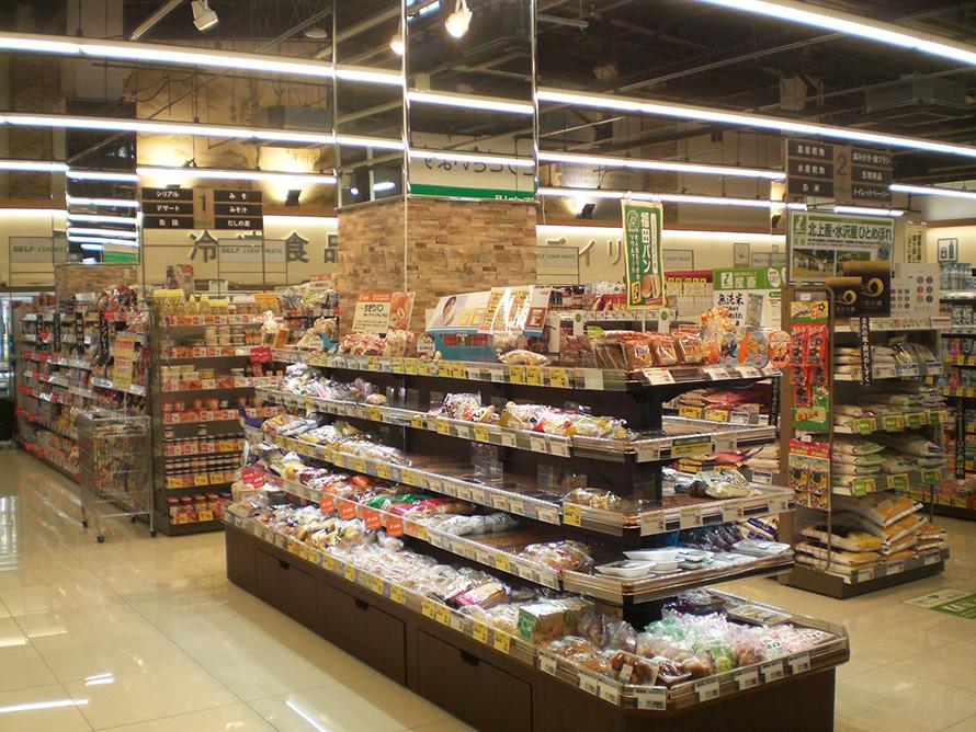 いわて生協 BELF 魚菜市場 店舗内写真1